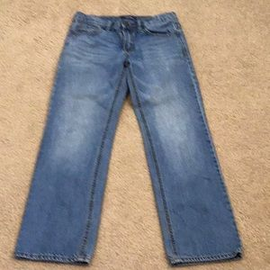 Old Navy Straight Blue Jeans